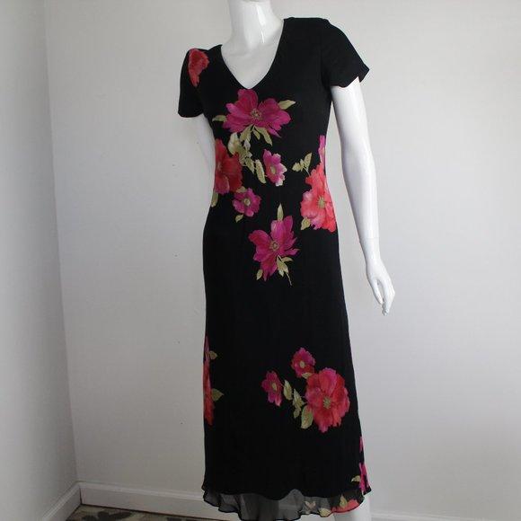 Floral Jones wear dress sz 6